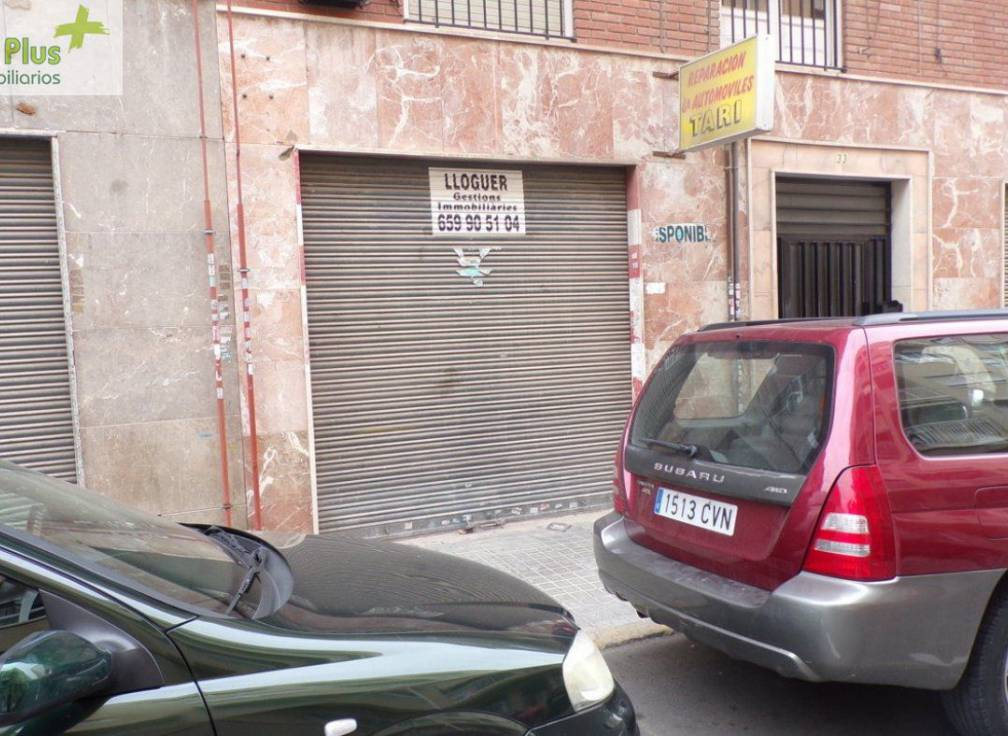 Alquiler - Local comercial - Elche - Sector Quinto